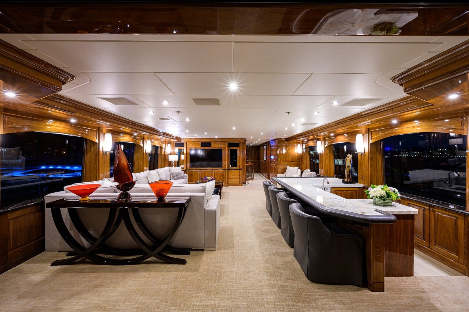 2011 Christensen 162' Motor Yacht Remember When | Picture 8 of 87