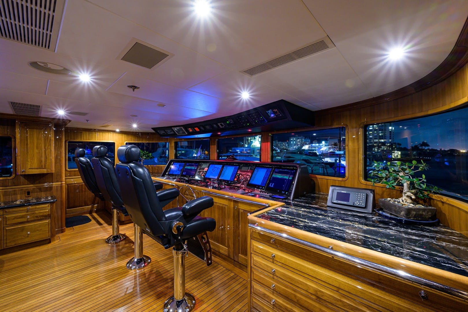 2011 Christensen 162' Motor Yacht Remember When | Picture 7 of 87