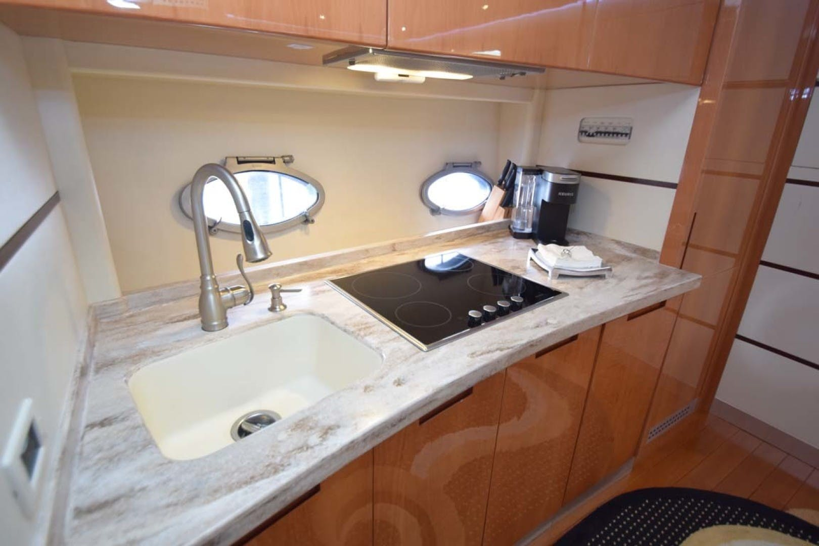 2007 Pershing 62' 62 CHOPIN | Picture 4 of 77
