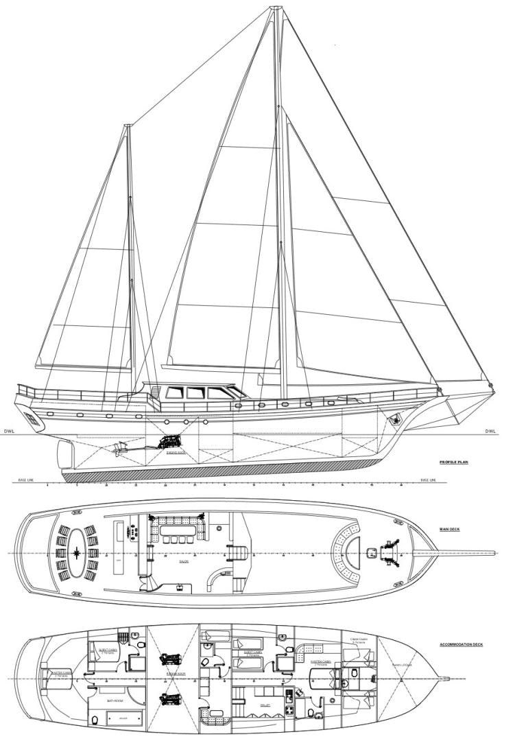 2007 Gulet 104' Gulet  | Picture 7 of 23