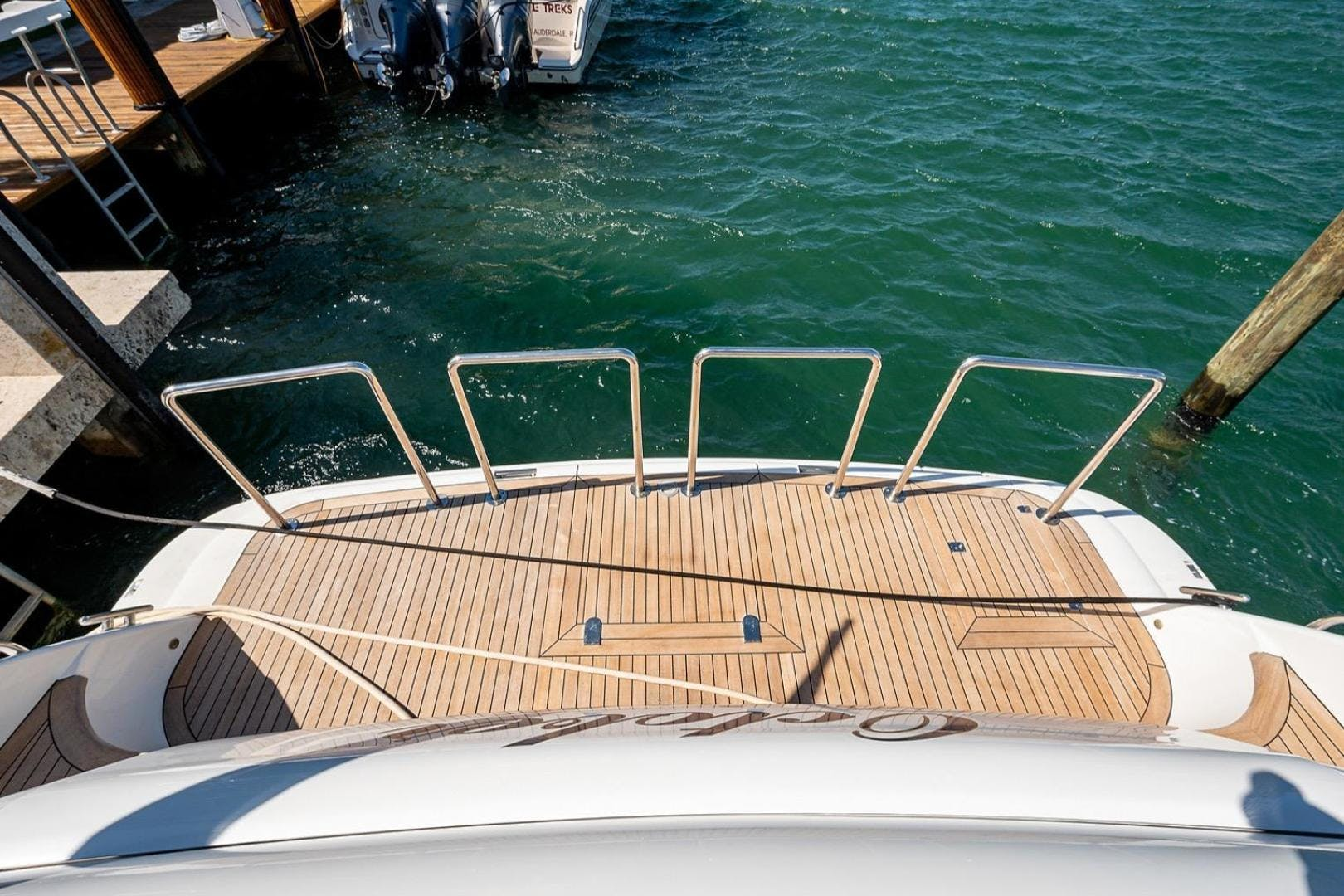 2000 Viking Sport Cruisers 72'  OCTOBER PRINCESS | Picture 5 of 104