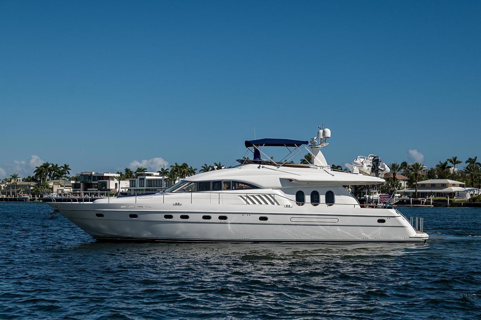 "2000 Viking Sport Cruisers 72'  ""OCTOBER PRINCESS"""