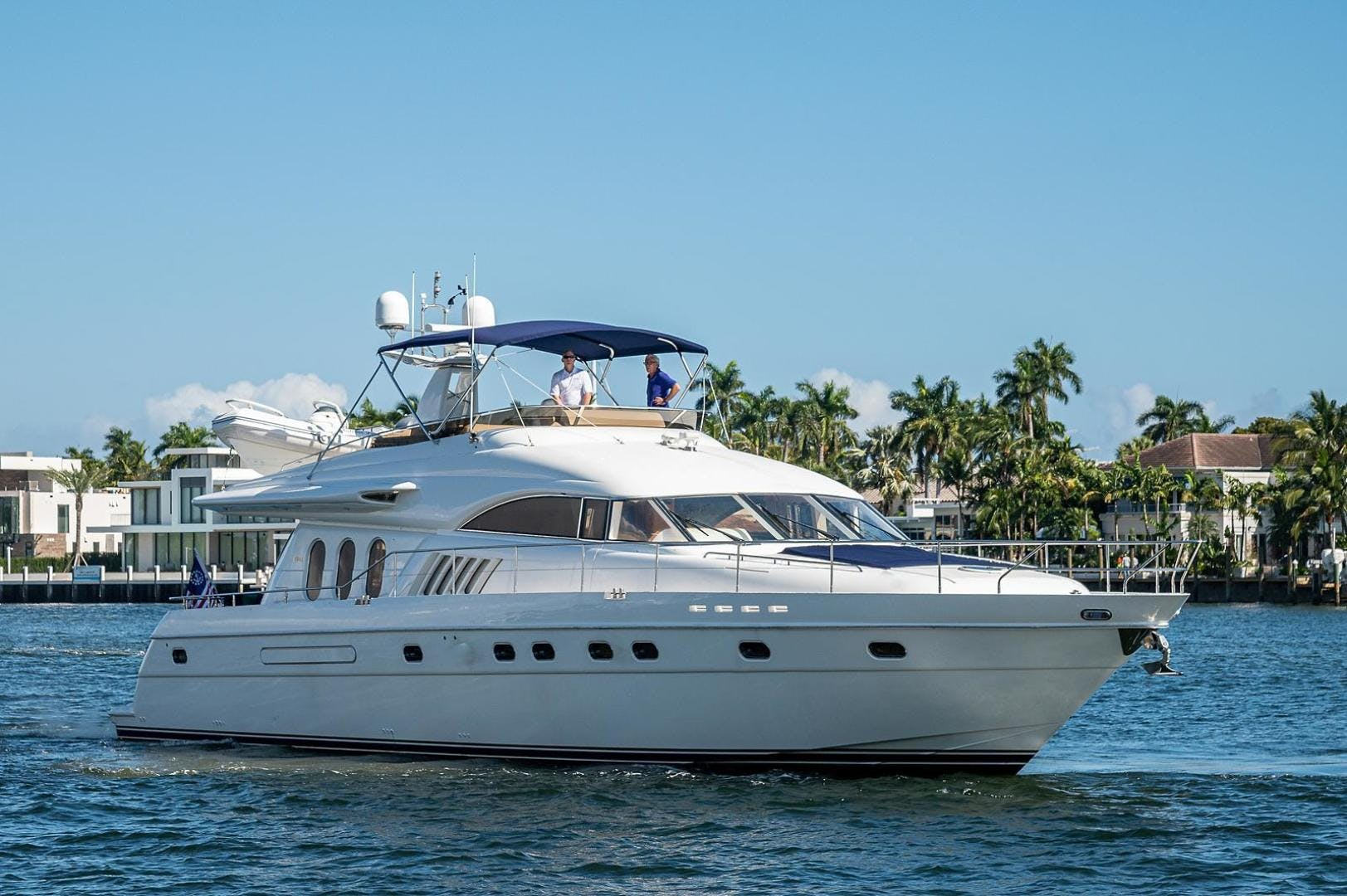 2000 Viking Sport Cruisers 72'  OCTOBER PRINCESS | Picture 4 of 104