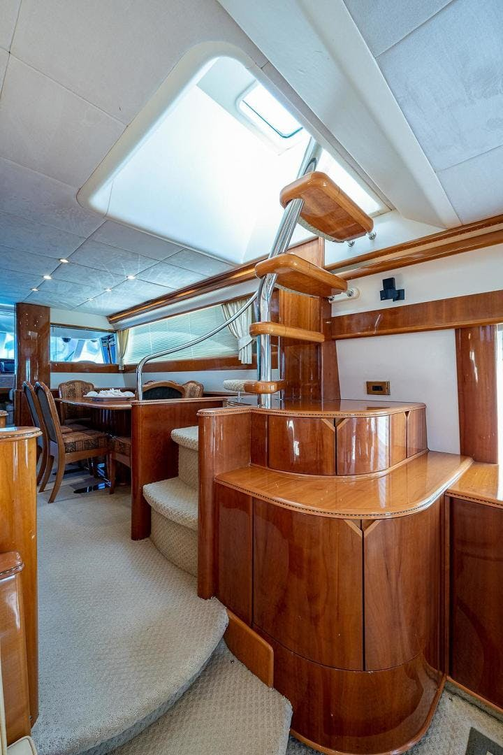 2000 Viking Sport Cruisers 72'  OCTOBER PRINCESS | Picture 7 of 104