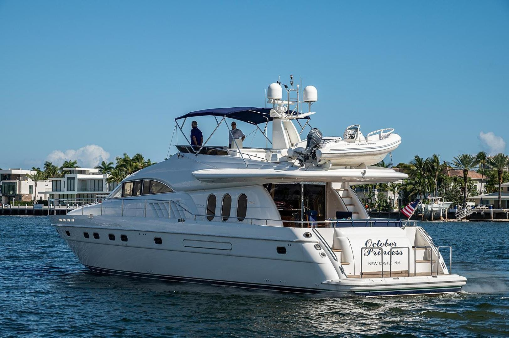 2000 Viking Sport Cruisers 72'  OCTOBER PRINCESS | Picture 6 of 104