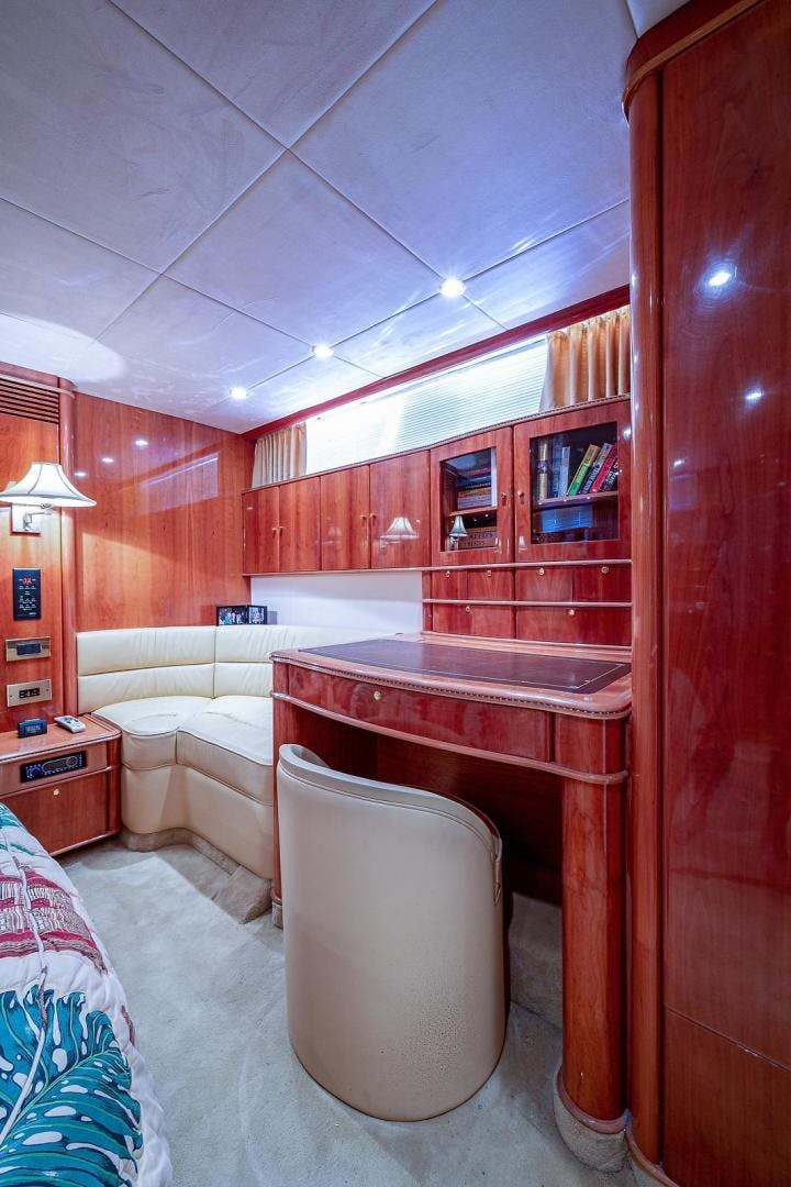 2000 Viking Sport Cruisers 72'  OCTOBER PRINCESS | Picture 1 of 104