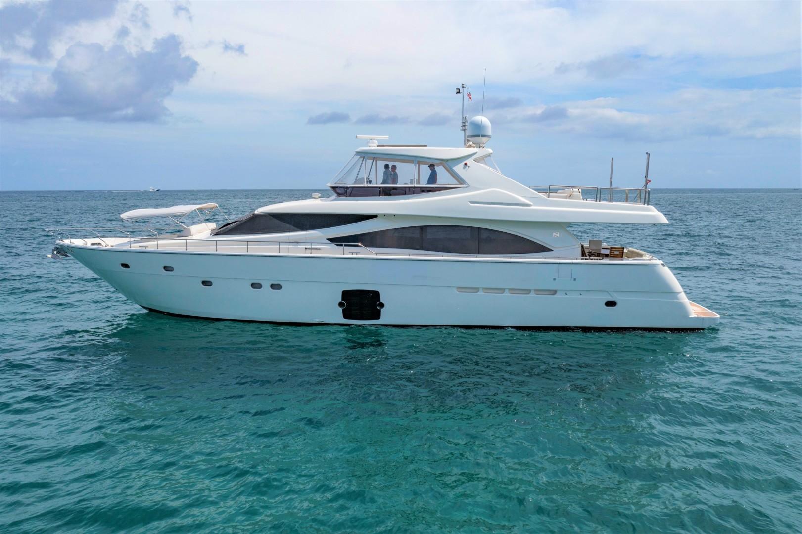 """2010 Ferretti Yachts 83' 830HT """"MI RX"""""""