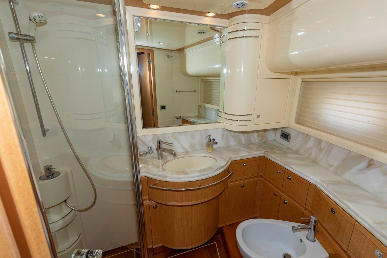 2010 Ferretti Yachts 83' 830HT MI RX   Picture 8 of 46