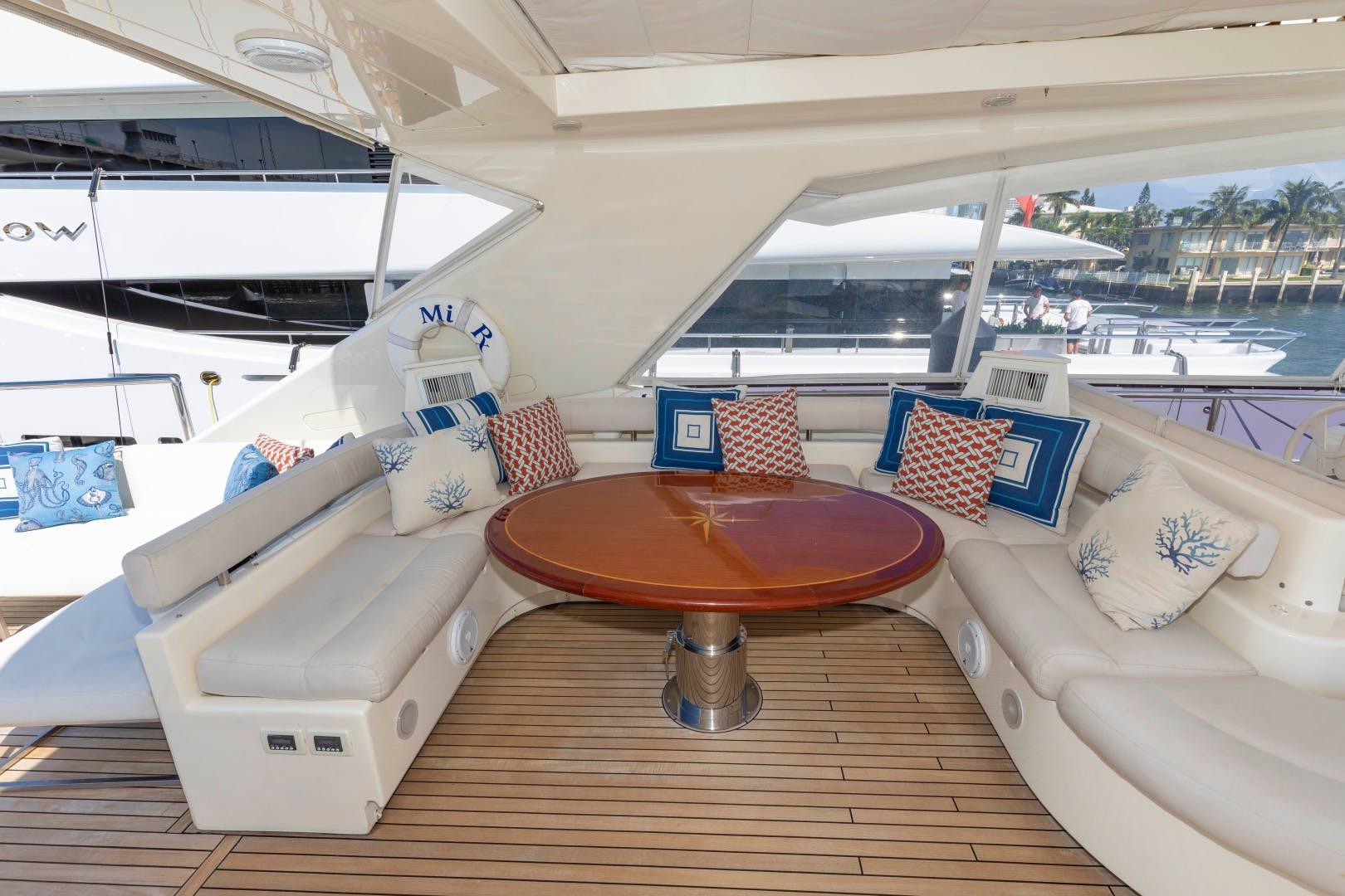 2010 Ferretti Yachts 83' 830HT MI RX   Picture 3 of 46