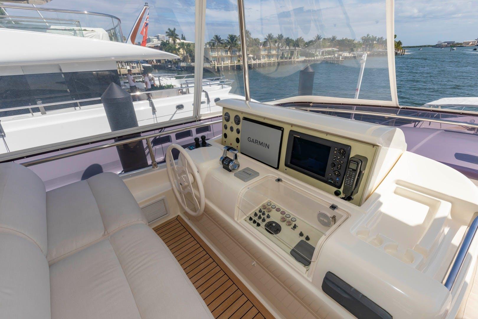 2010 Ferretti Yachts 83' 830HT MI RX   Picture 5 of 46