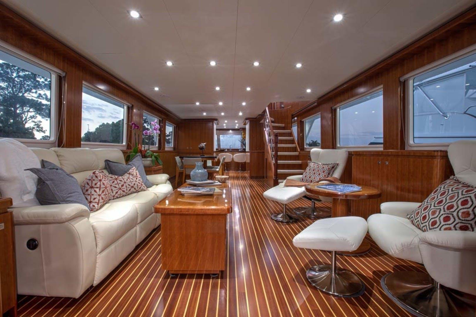 2020 President 87' 870 Tri Deck LRC Loretta | Picture 3 of 68