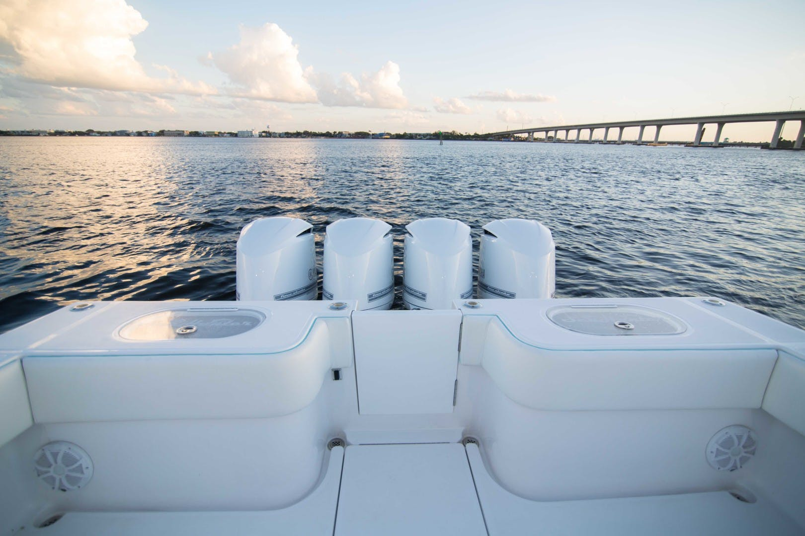2018 SeaHunter 45' Center Console 45 SeaHunter 2018 | Picture 4 of 39
