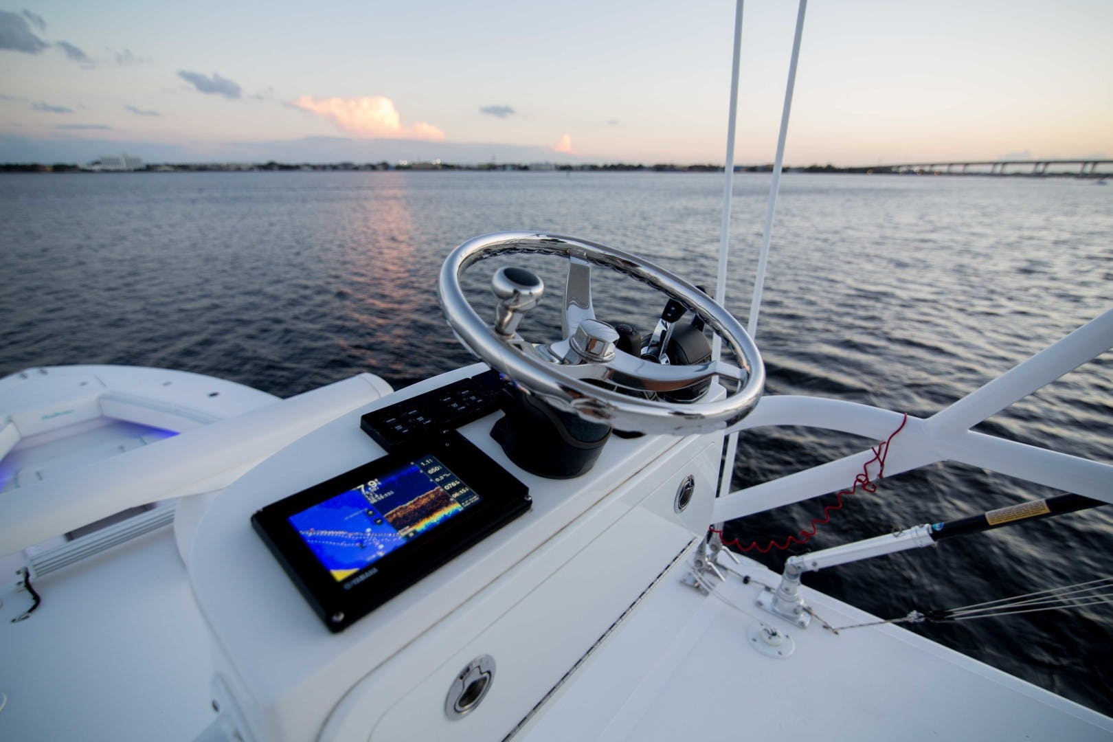 2018 SeaHunter 45' Center Console 45 SeaHunter 2018 | Picture 6 of 39