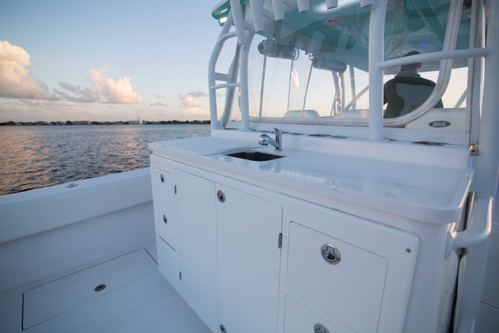 2018 SeaHunter 45' Center Console 45 SeaHunter 2018 | Picture 8 of 39