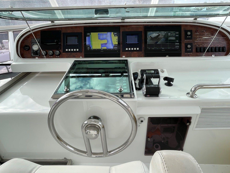 2006 Horizon 76' 76 Motoryacht Ella Clare | Picture 4 of 81