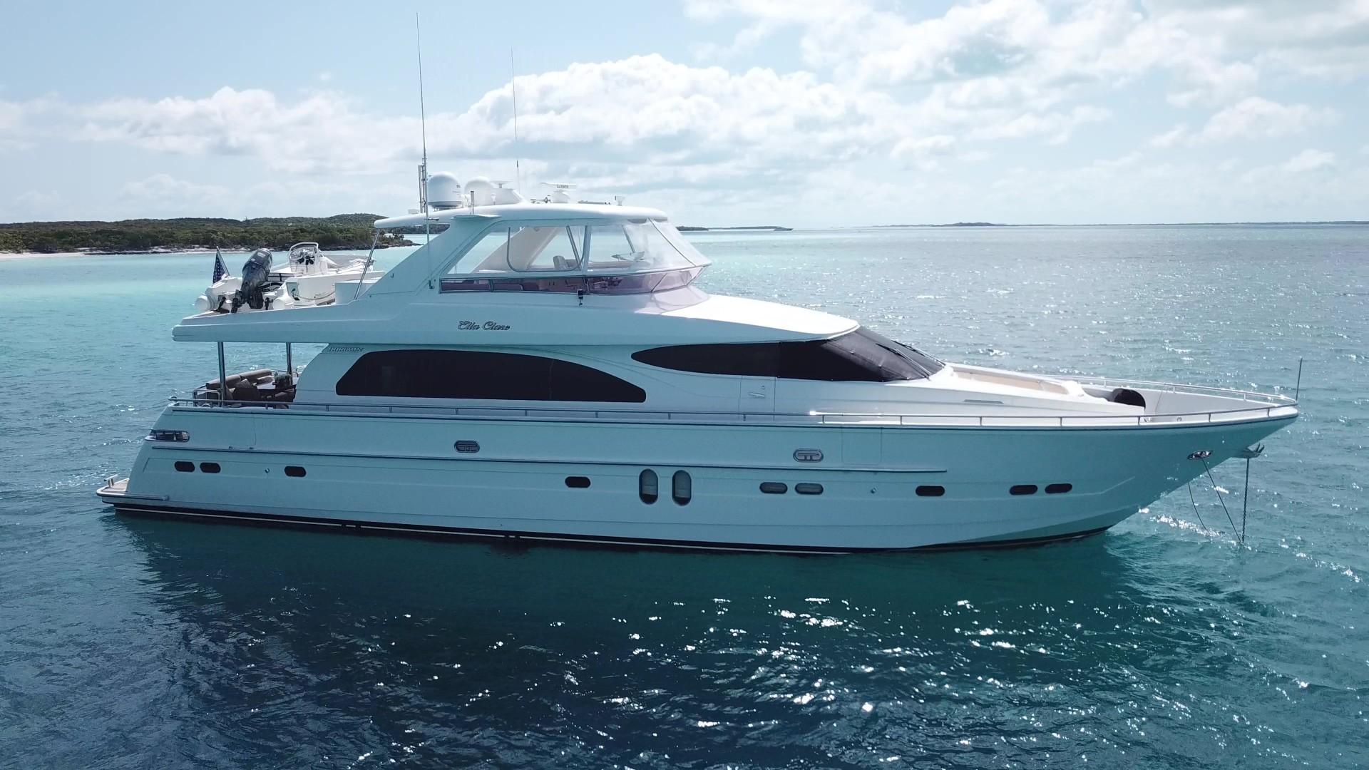 "2006 Horizon 76' 76 Motoryacht ""Ella Clare"""