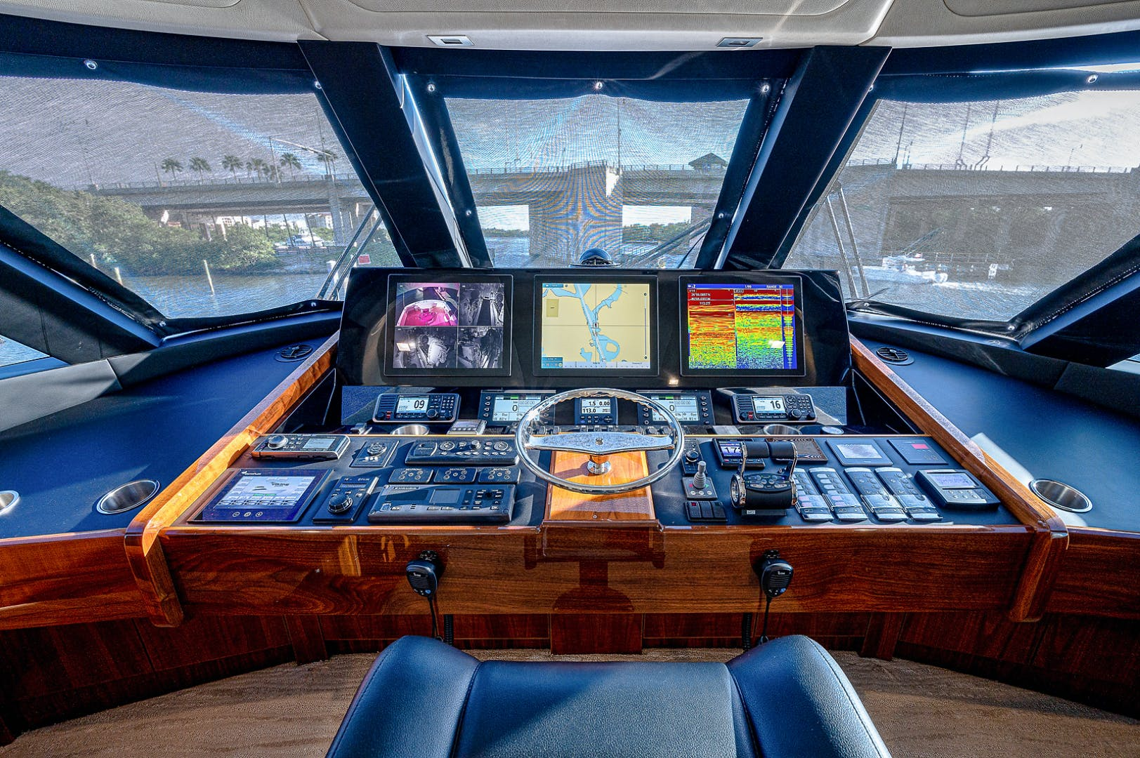 2020 Viking 72' Enclosed Bridge THREE'S ENOUGH | Picture 7 of 55