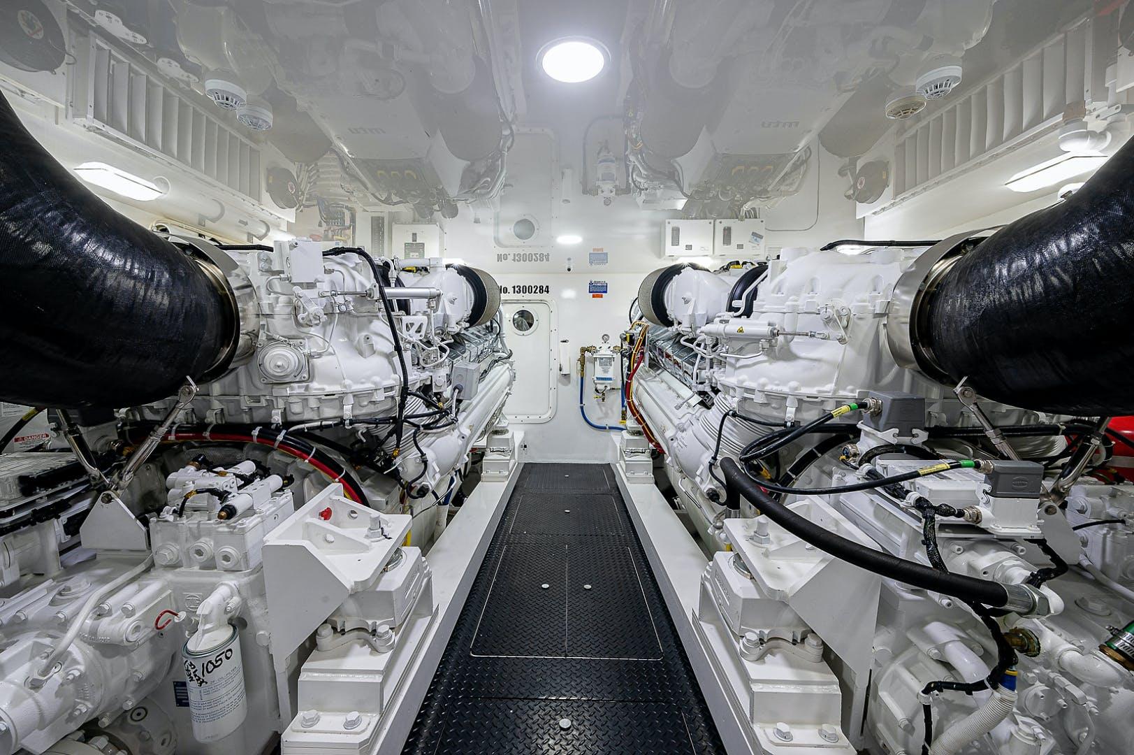 2020 Viking 72' Enclosed Bridge THREE'S ENOUGH | Picture 1 of 55