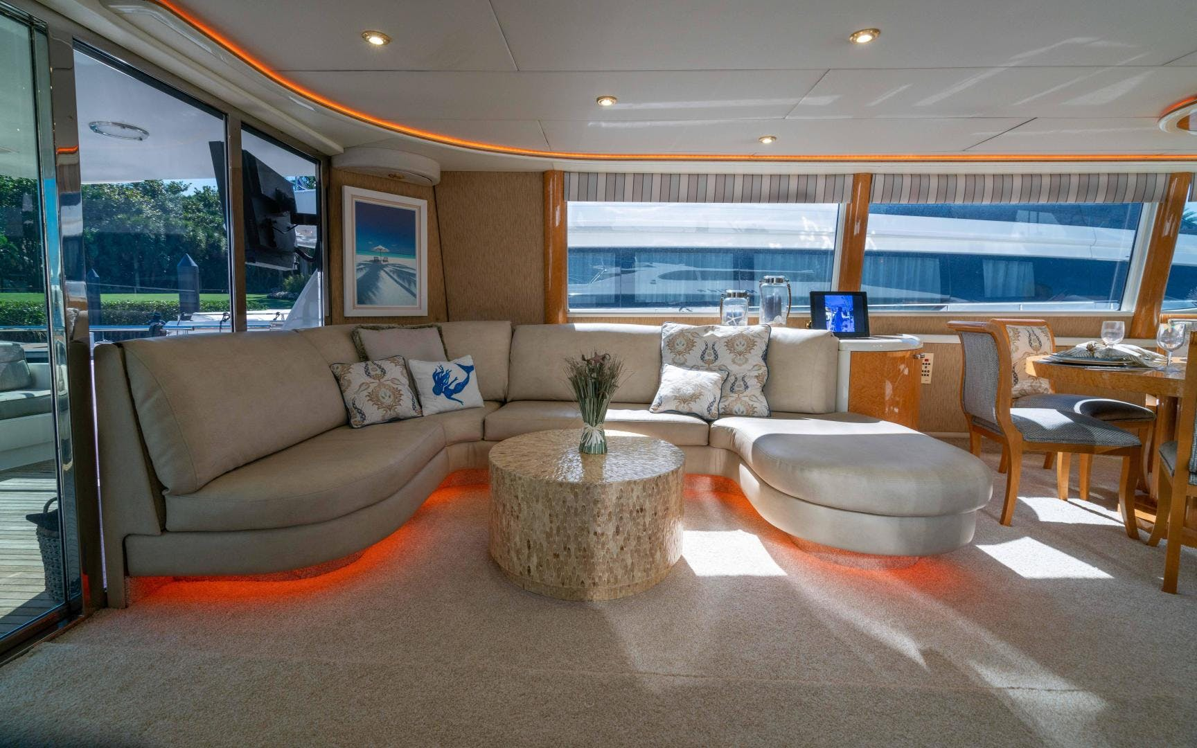 1999 Lazzara 76' Skylounge NO KIDN | Picture 2 of 102