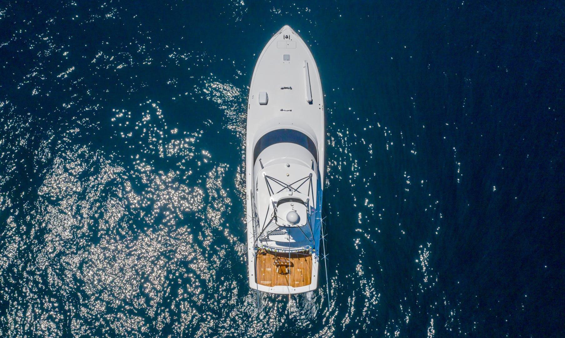 2017 Viking 66' 66 Convertible Galati Yacht Sales Trade | Picture 5 of 78