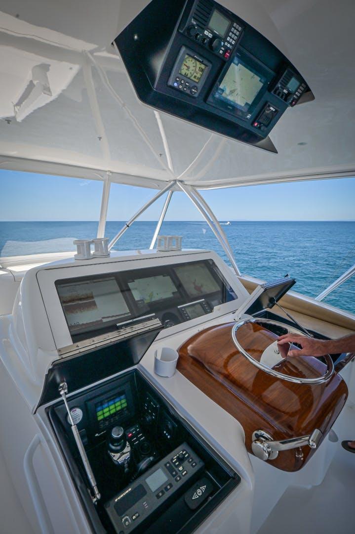 2017 Viking 66' 66 Convertible Galati Yacht Sales Trade | Picture 4 of 78