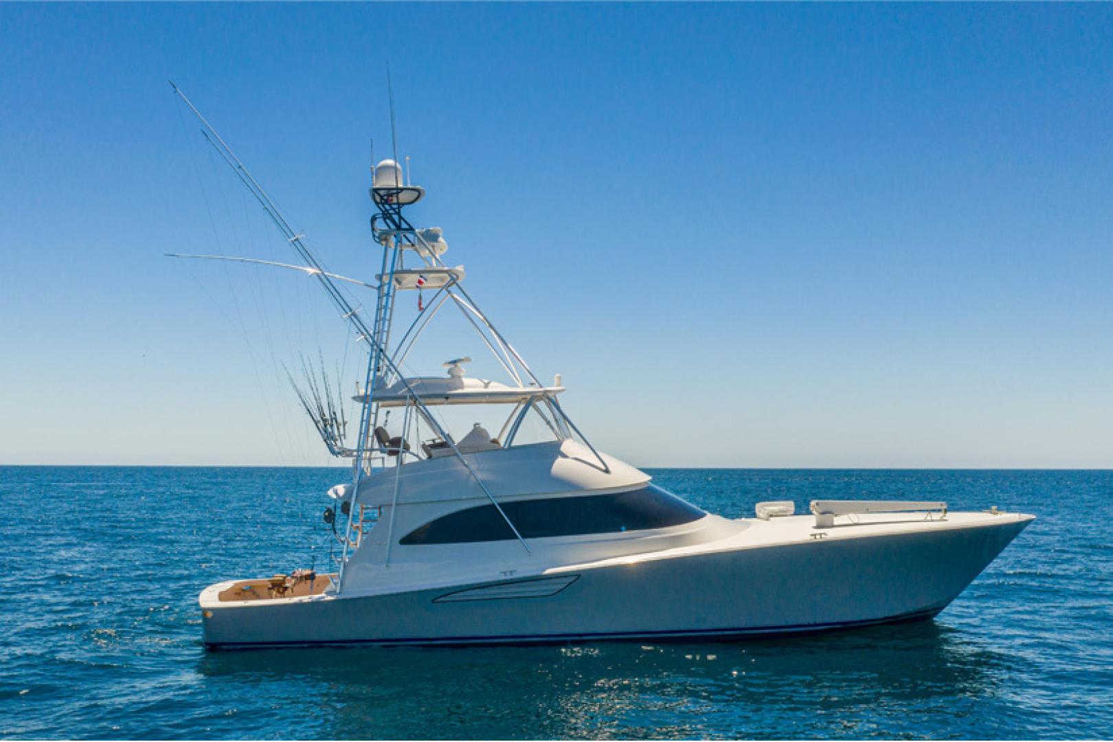 "2017 Viking 66' 66 Convertible ""Galati Yacht Sales Trade"""