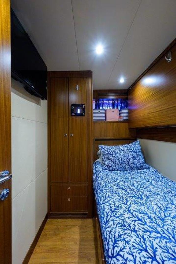 2011 Ocean Alexander 88' Skylounge AMAZING GRACE   Picture 7 of 59