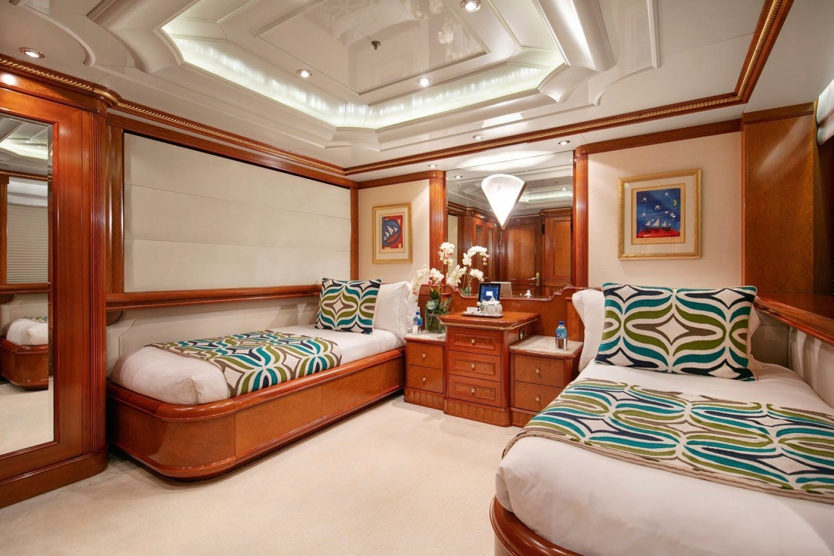 2003 Benetti 181' 55m LADY MICHELLE | Picture 2 of 45