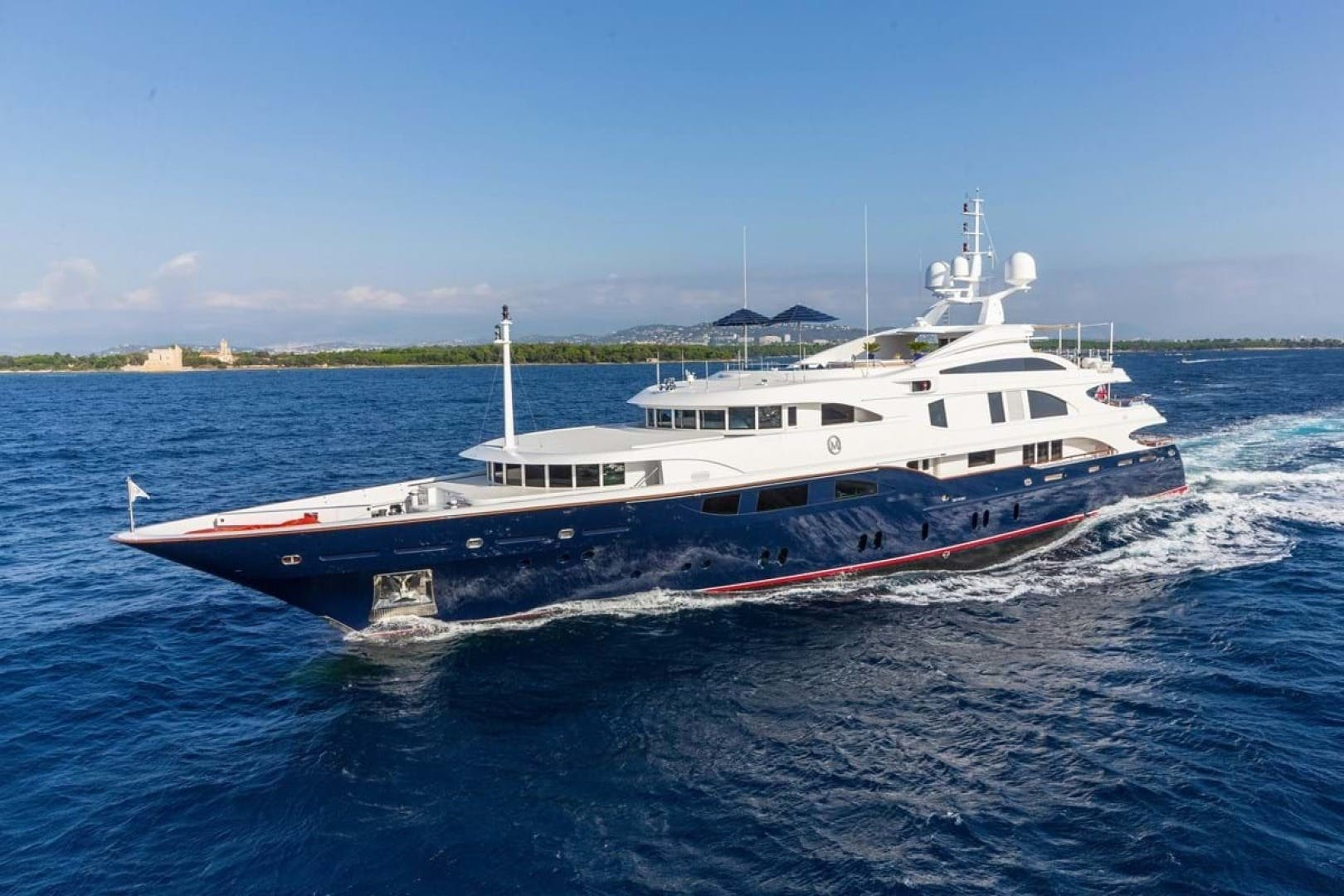 2003 Benetti 181' 55m LADY MICHELLE | Picture 1 of 45