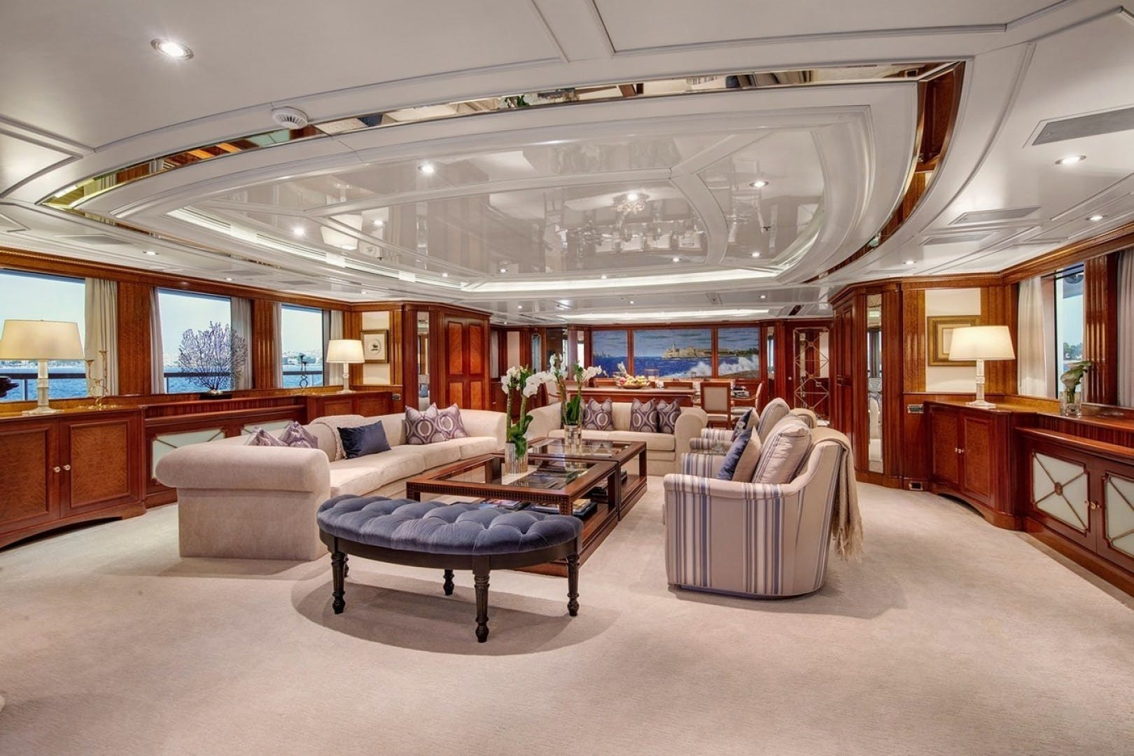2003 Benetti 181' 55m LADY MICHELLE | Picture 7 of 45