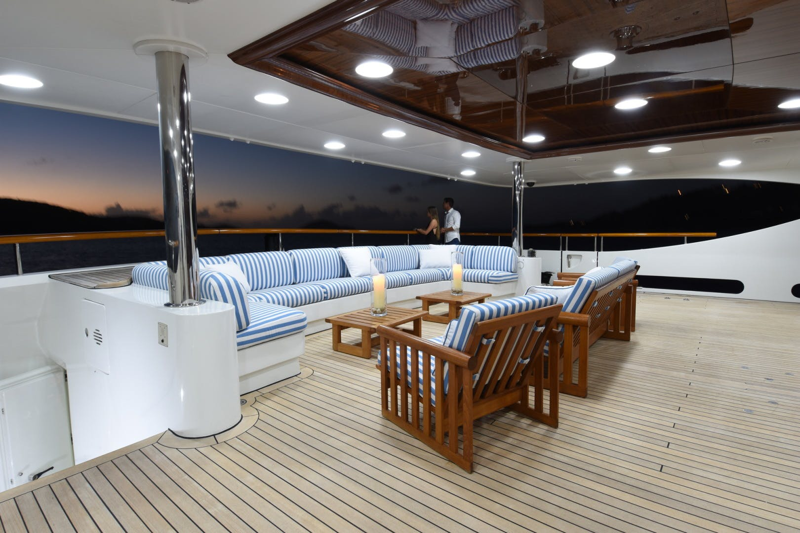 2003 Benetti 181' 55m LADY MICHELLE | Picture 3 of 45