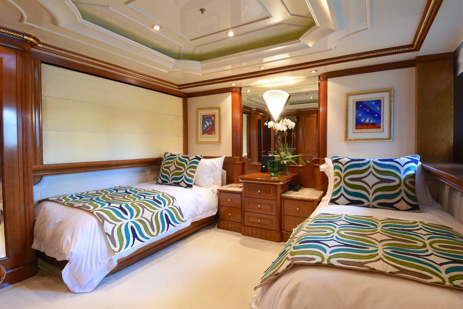 2003 Benetti 181' 55m LADY MICHELLE | Picture 4 of 45