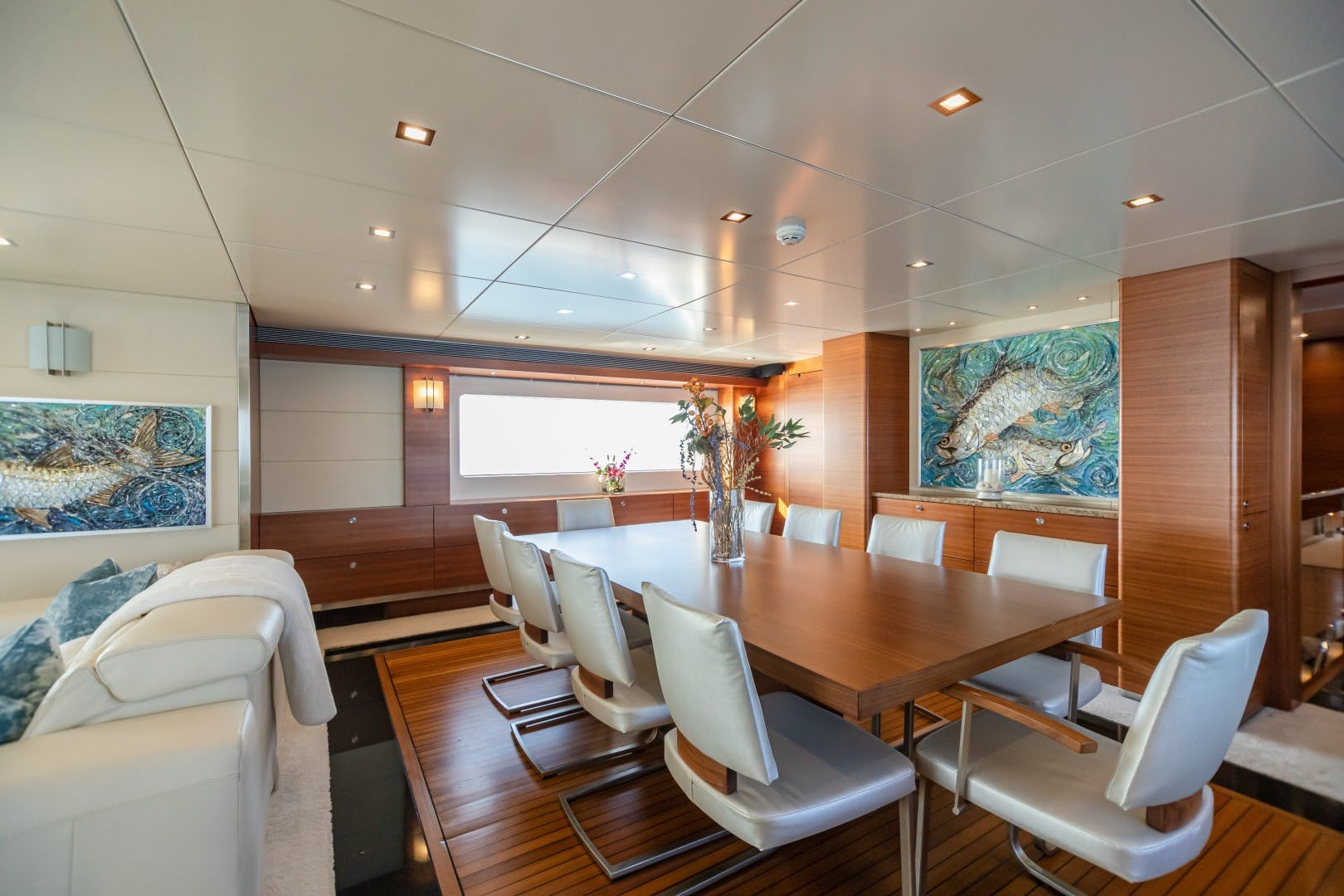 1986 Heesen Yachts 125' Tri-Deck SEA AXIS   Picture 2 of 56