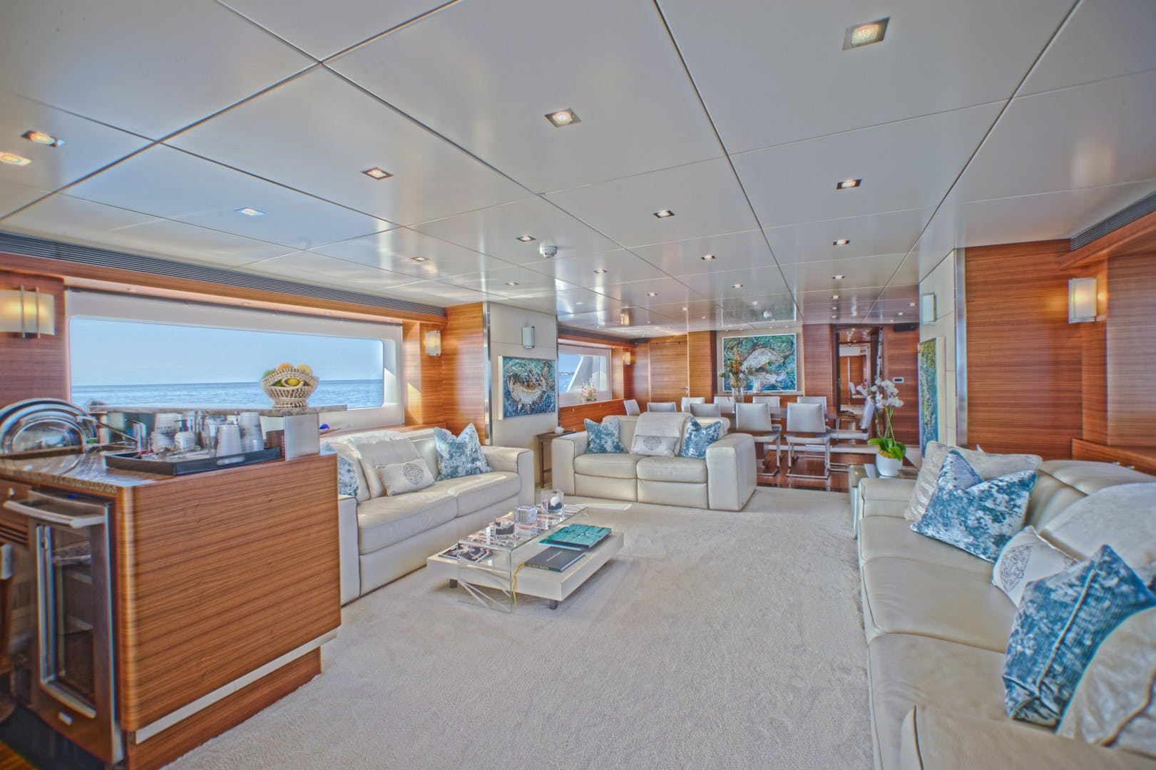 1986 Heesen 125' Tri-Deck SEA AXIS | Picture 3 of 15