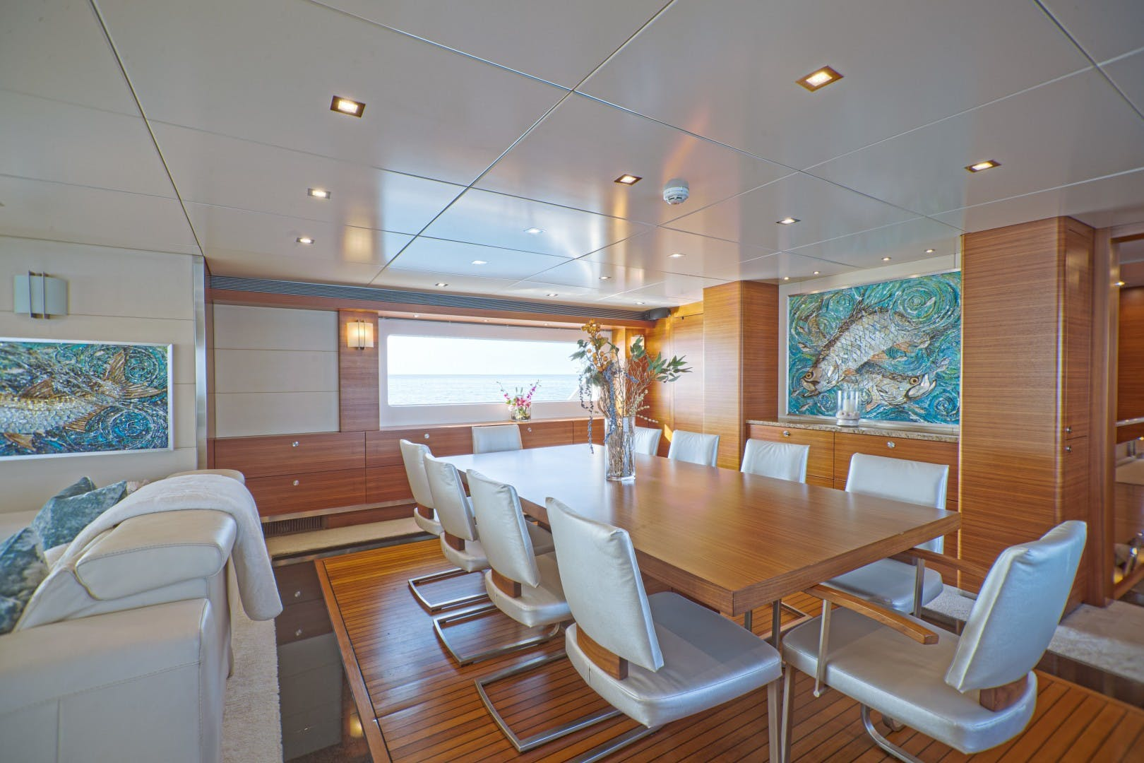 1986 Heesen 125' Tri-Deck SEA AXIS | Picture 4 of 15