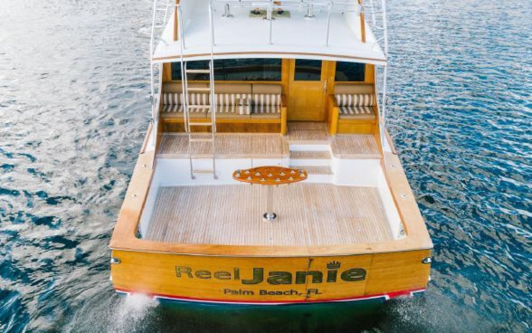 1996 Merritt 75'  REEL JANIE | Picture 5 of 50