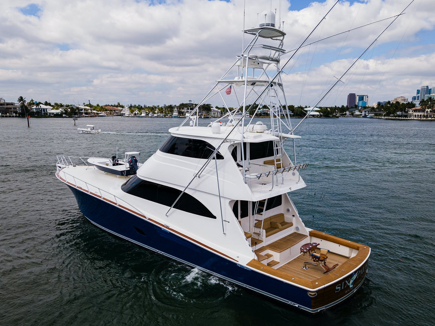 2015 Viking 76'  SIX PACK | Picture 3 of 145