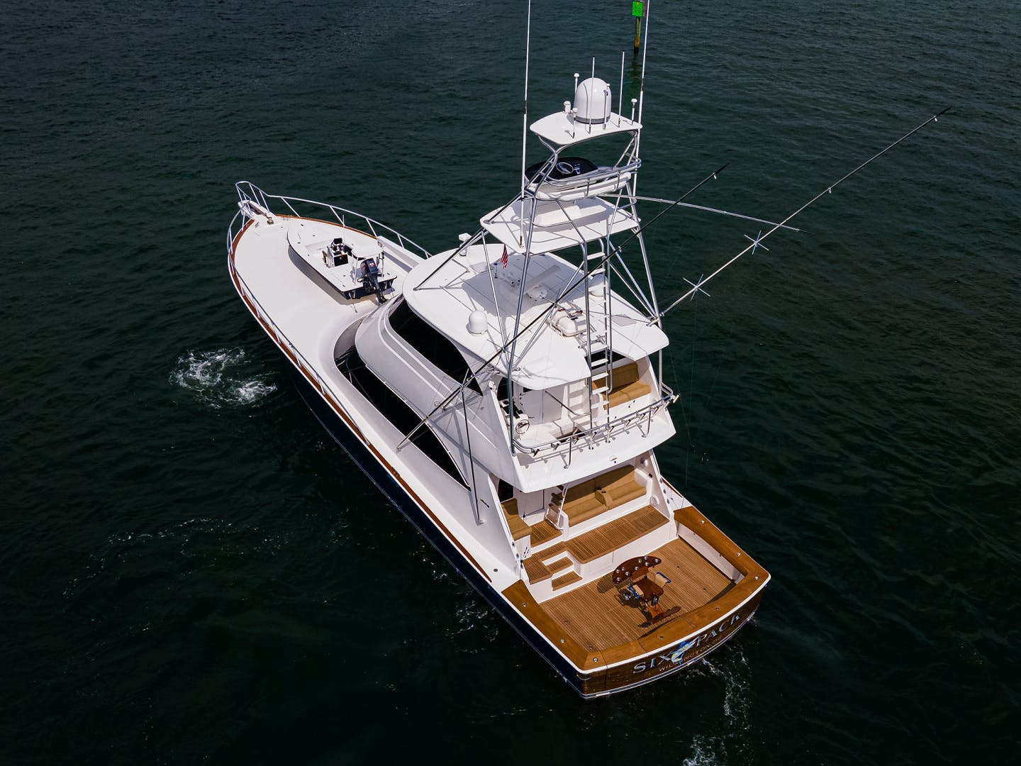 2015 Viking 76'  SIX PACK | Picture 2 of 145