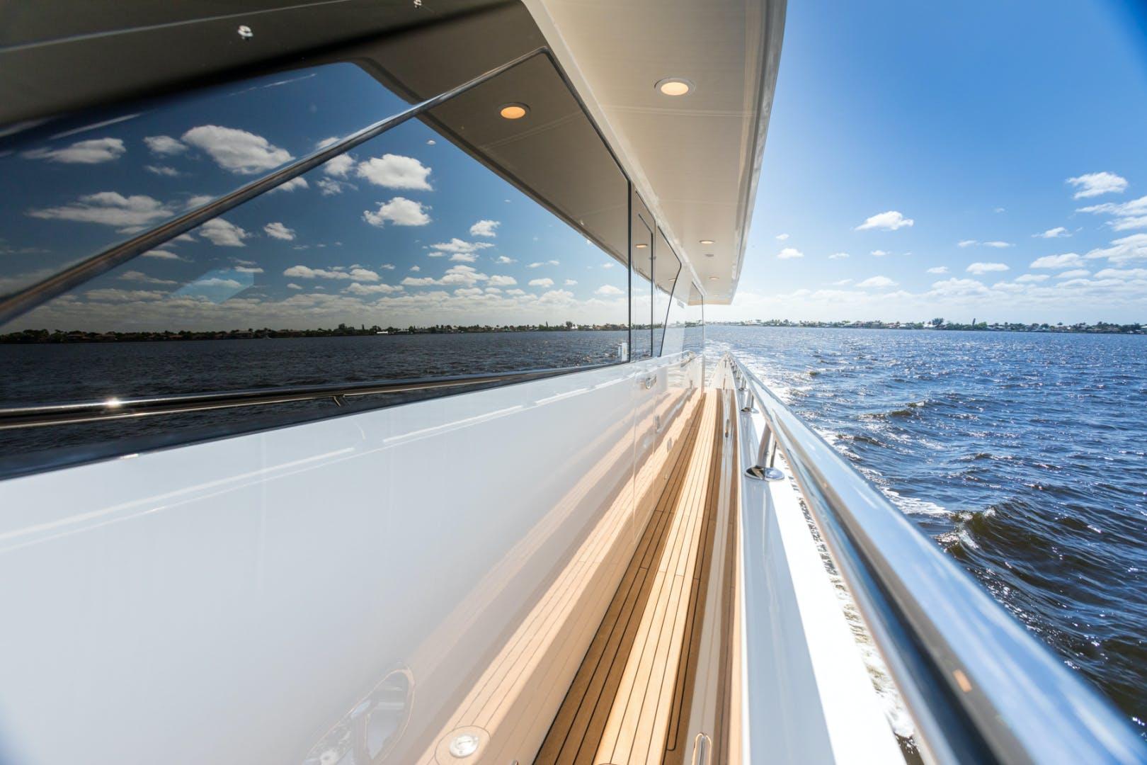 2014 Ocean Alexander 78' 78 Enclosed Bridge ANN LOUISE | Picture 7 of 39