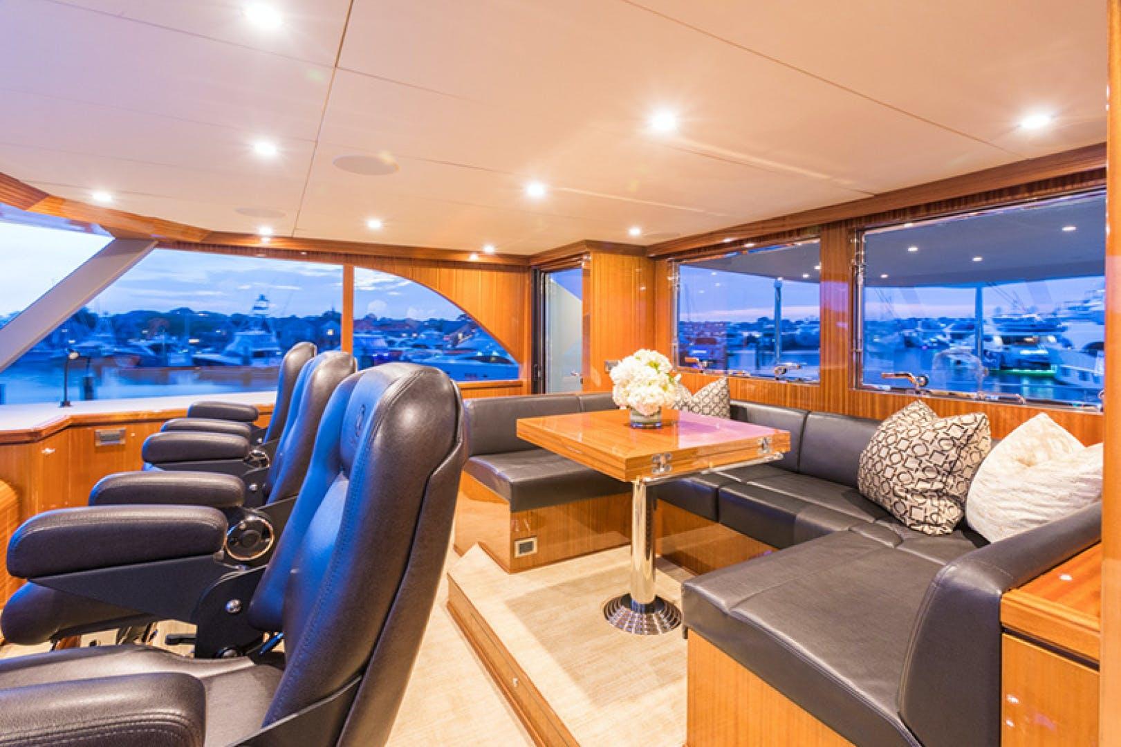 2014 Ocean Alexander 78' 78 Enclosed Bridge ANN LOUISE | Picture 1 of 39