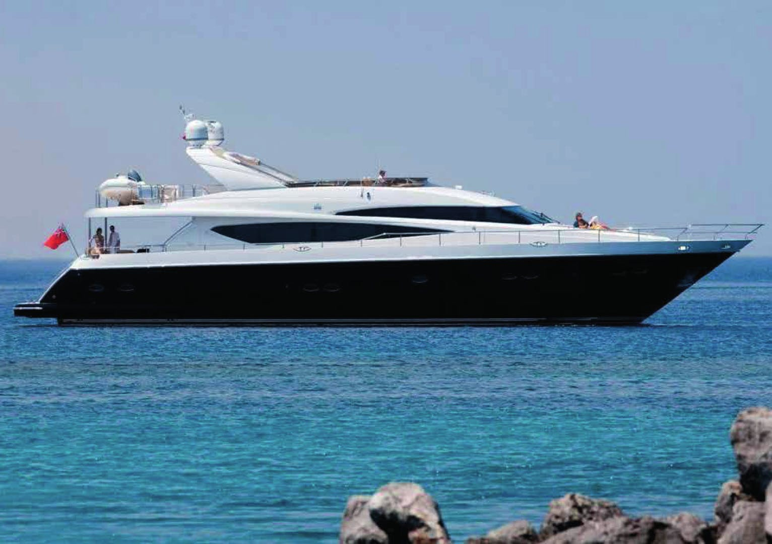 2010 Princess Yachts International 95' 95 HERMITAGE II | Picture 2 of 22