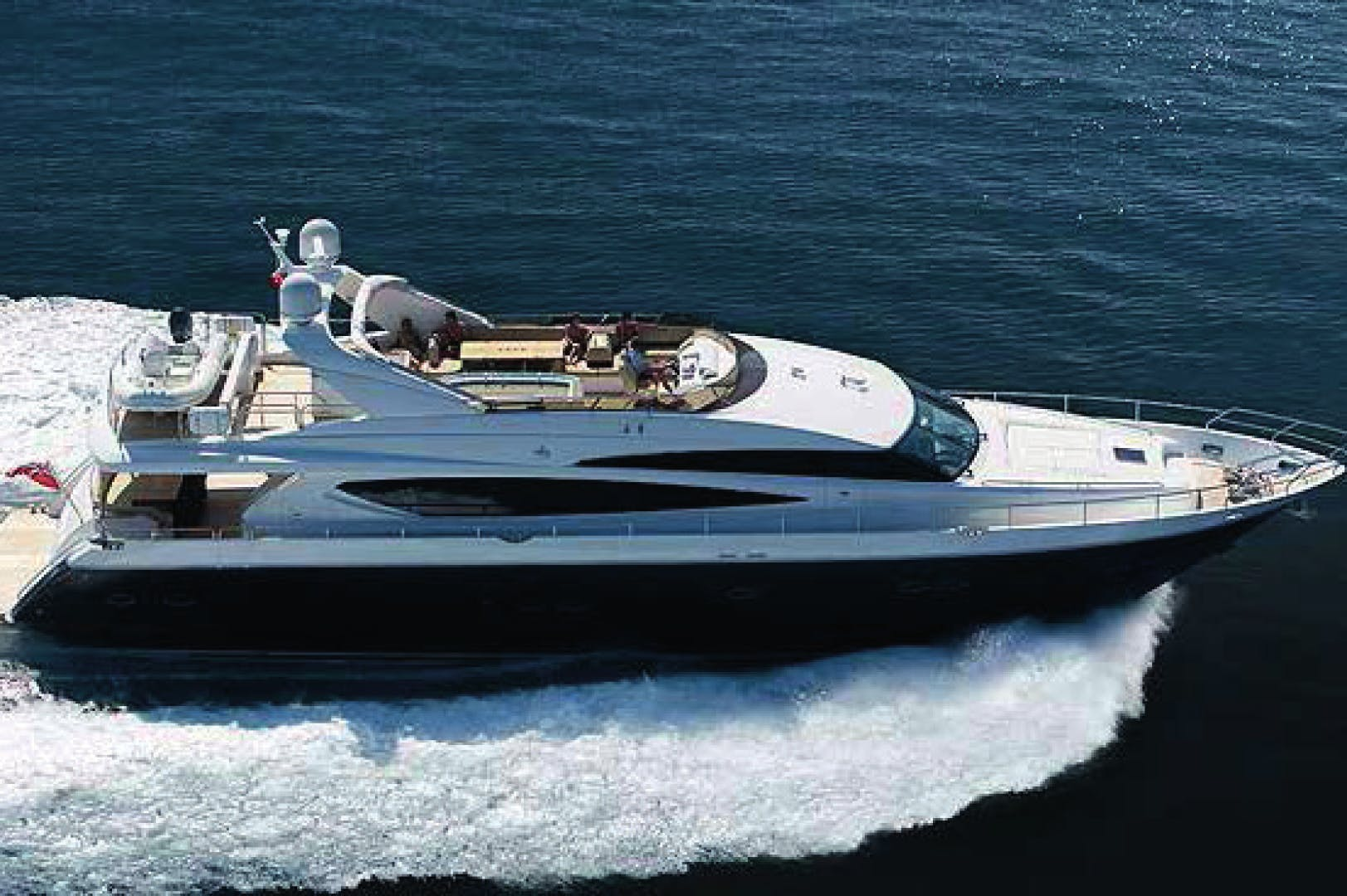 2010 Princess Yachts International 95' 95 HERMITAGE II | Picture 1 of 22