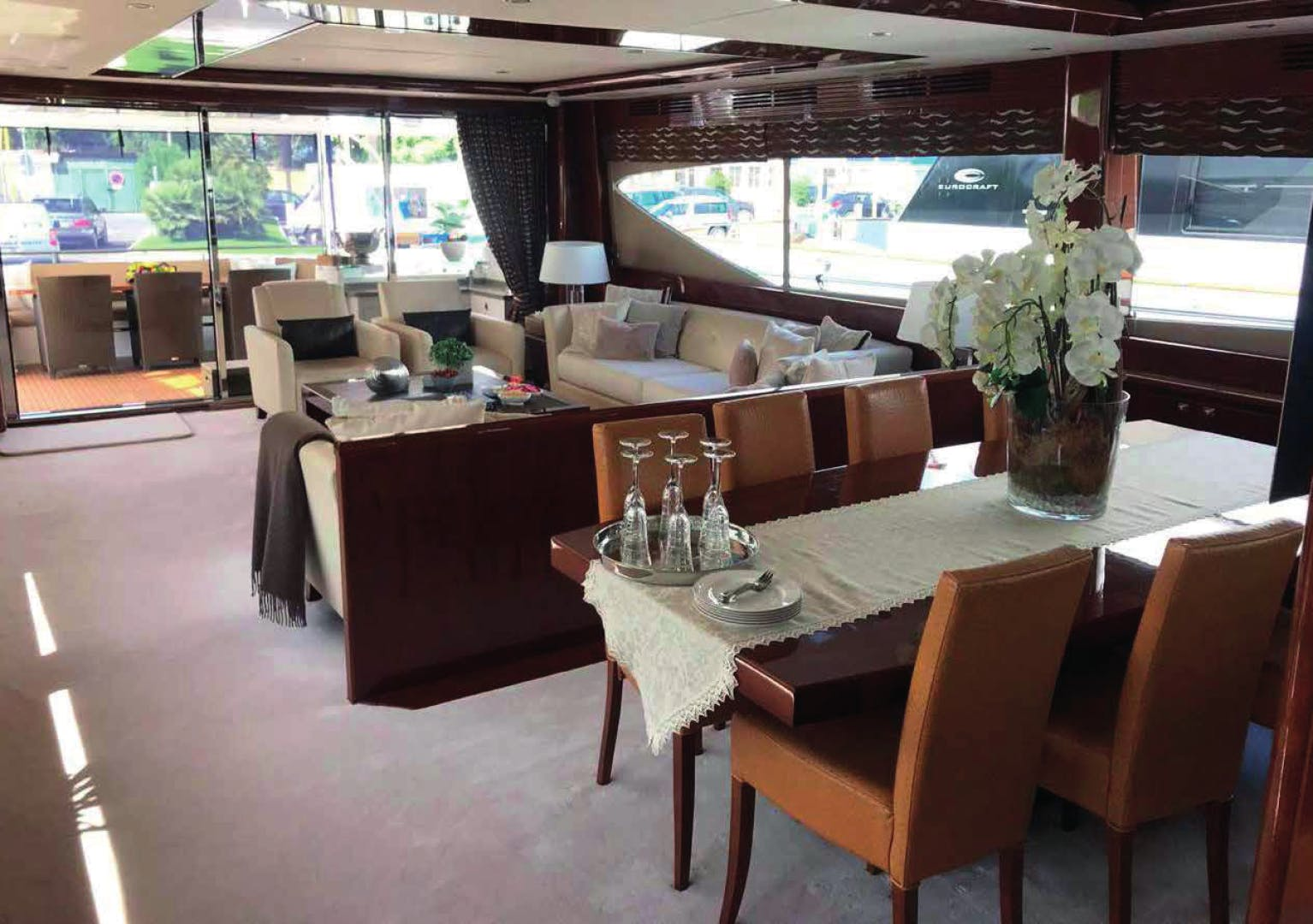 2010 Princess Yachts International 95' 95 HERMITAGE II | Picture 4 of 22