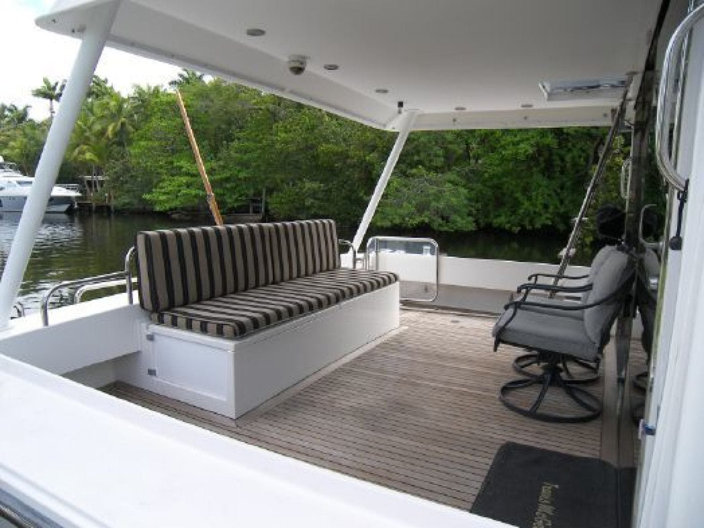2000 Pacific Mariner 65' Motor Yacht Travis McGee | Picture 3 of 53