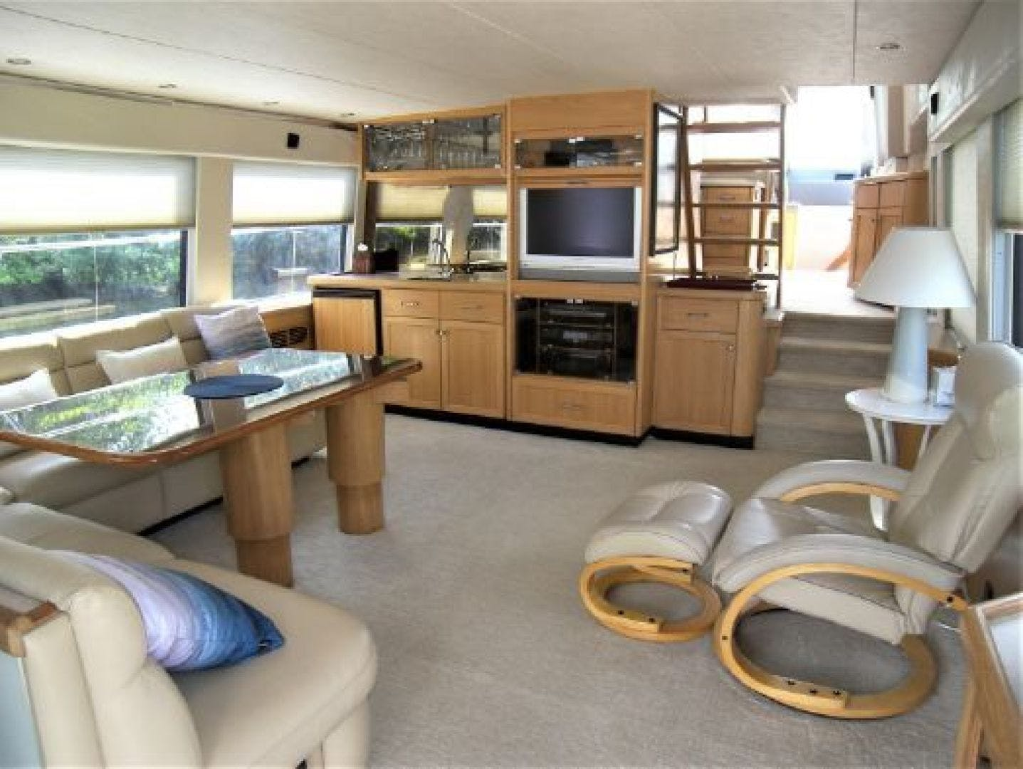 2000 Pacific Mariner 65' Motor Yacht Travis McGee | Picture 7 of 53