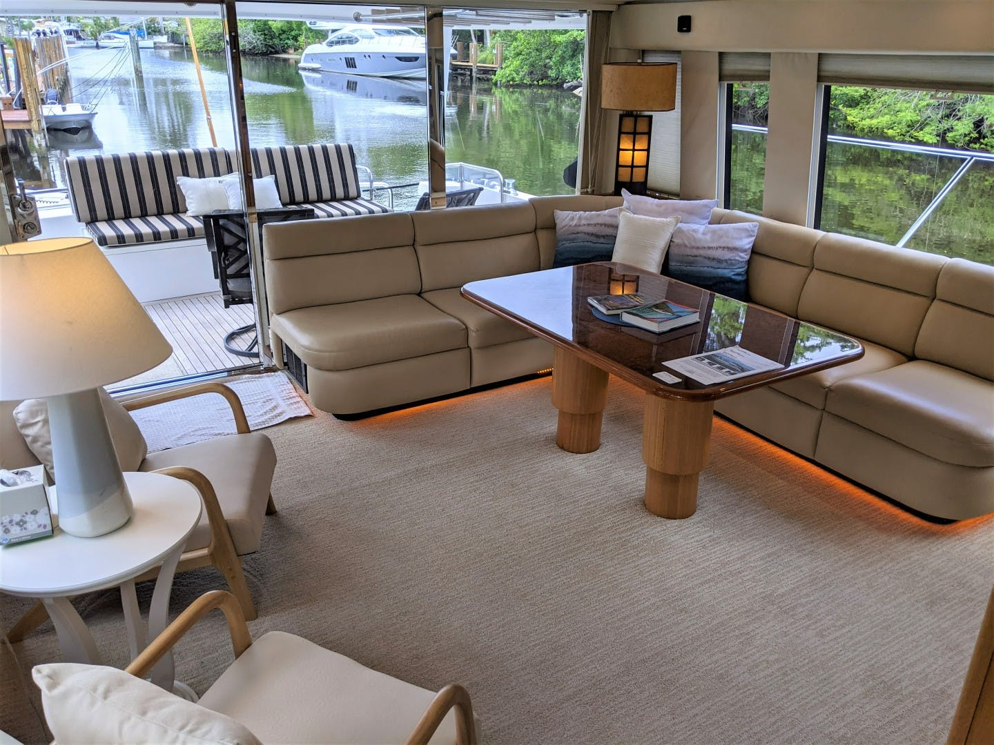 2000 Pacific Mariner 65' Motor Yacht Travis McGee | Picture 1 of 53