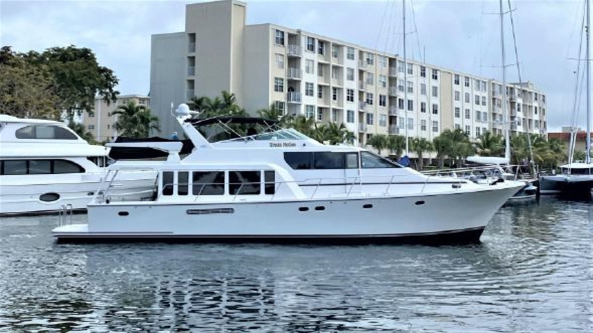 2000 Pacific Mariner 65' Motor Yacht Travis McGee | Picture 5 of 53