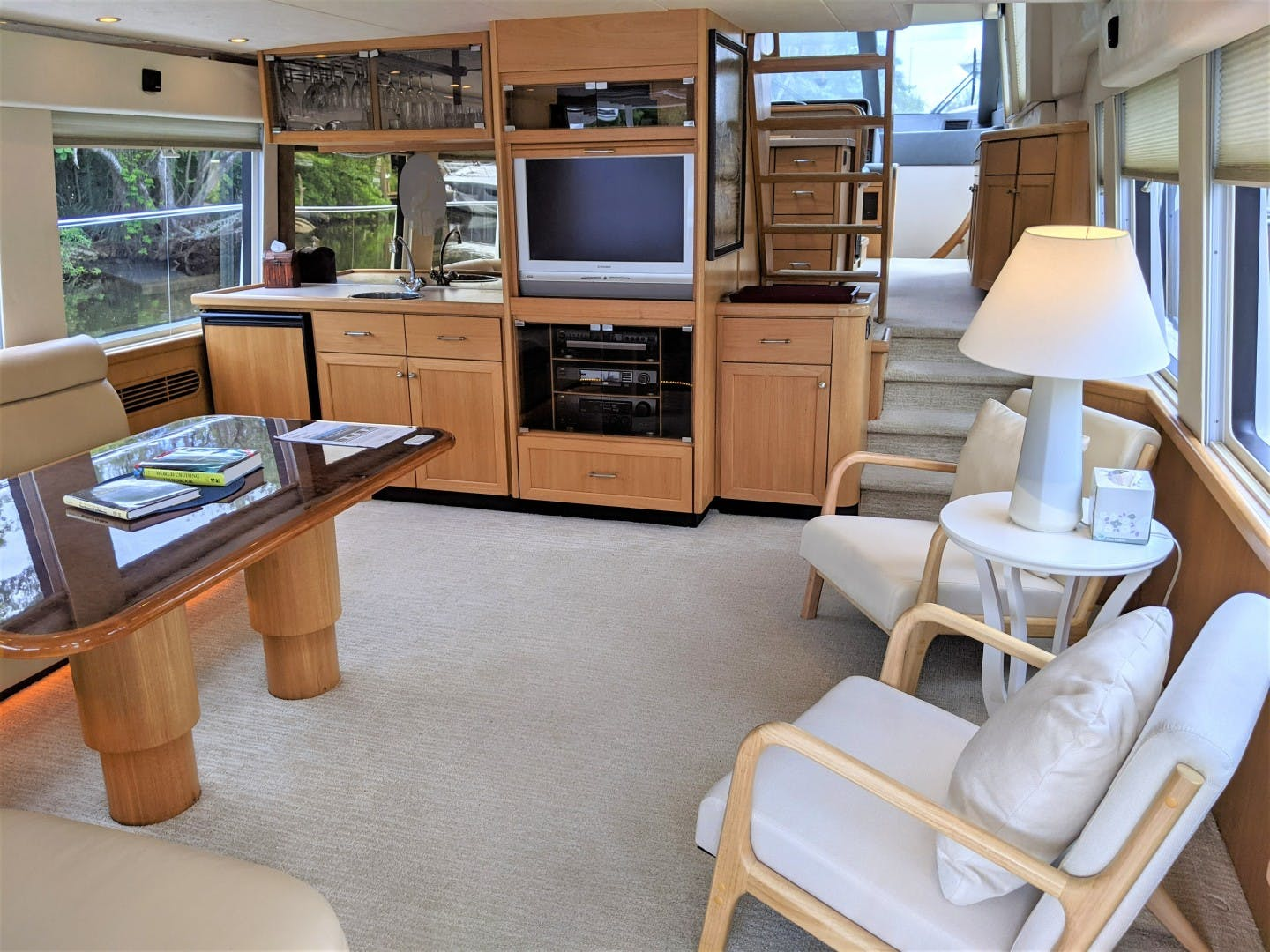 2000 Pacific Mariner 65' Motor Yacht Travis McGee | Picture 8 of 53