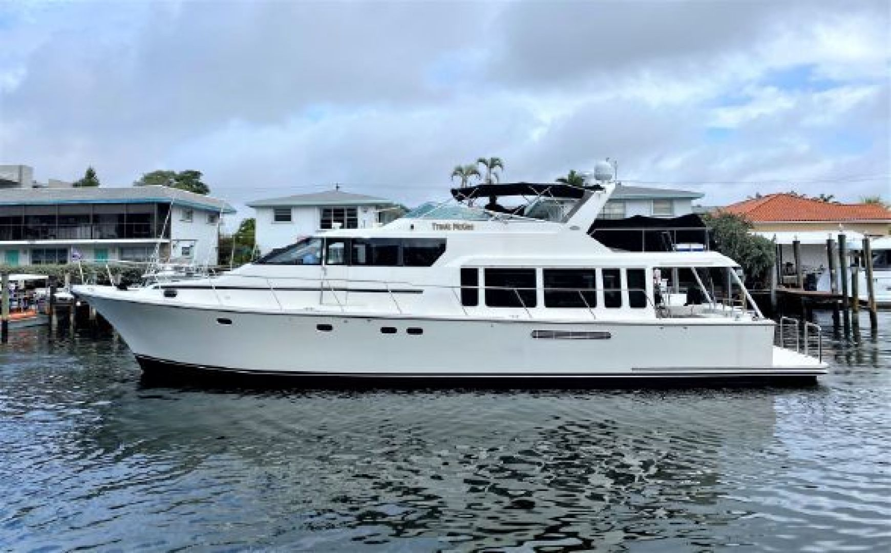 65' Pacific Mariner 2000 Motor Yacht Travis McGee