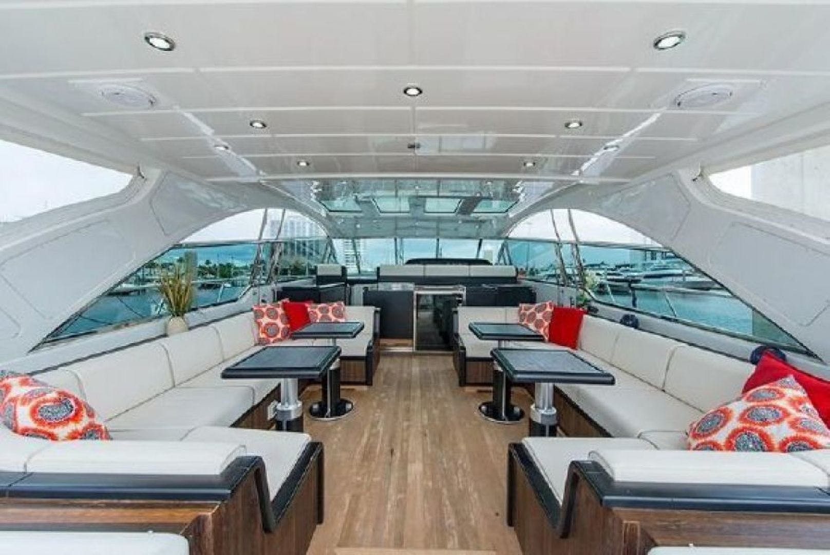 2007 Mangusta 80' Motor Yacht COLD BLOODED   Picture 5 of 38